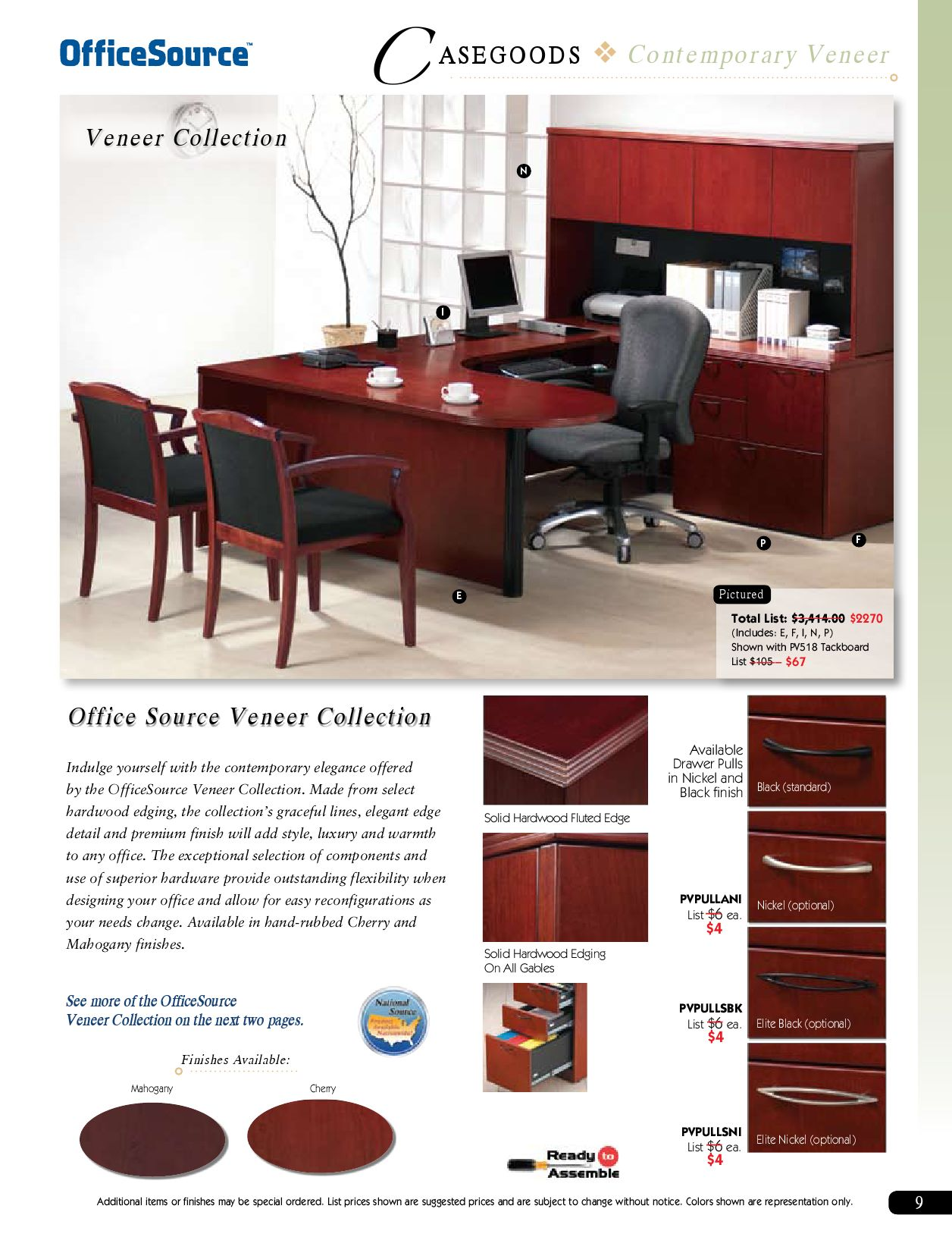 Office Source Furniture Catalog By Mathias Juhas Issuu