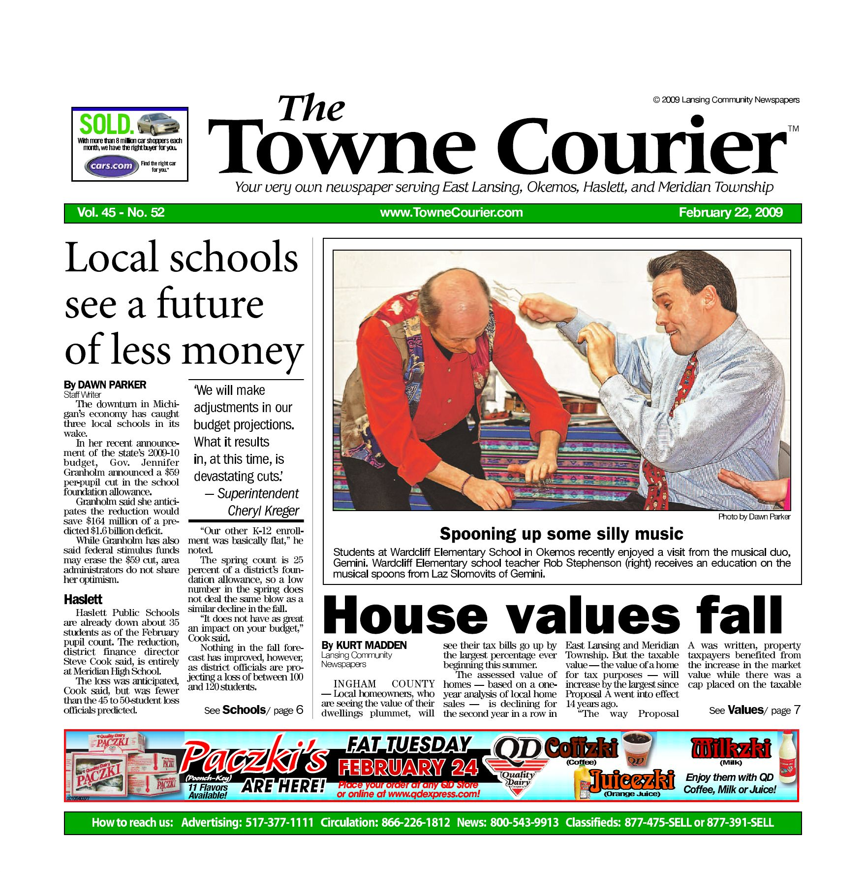 tc_02_22_09 by Lansing State Journal - issuu