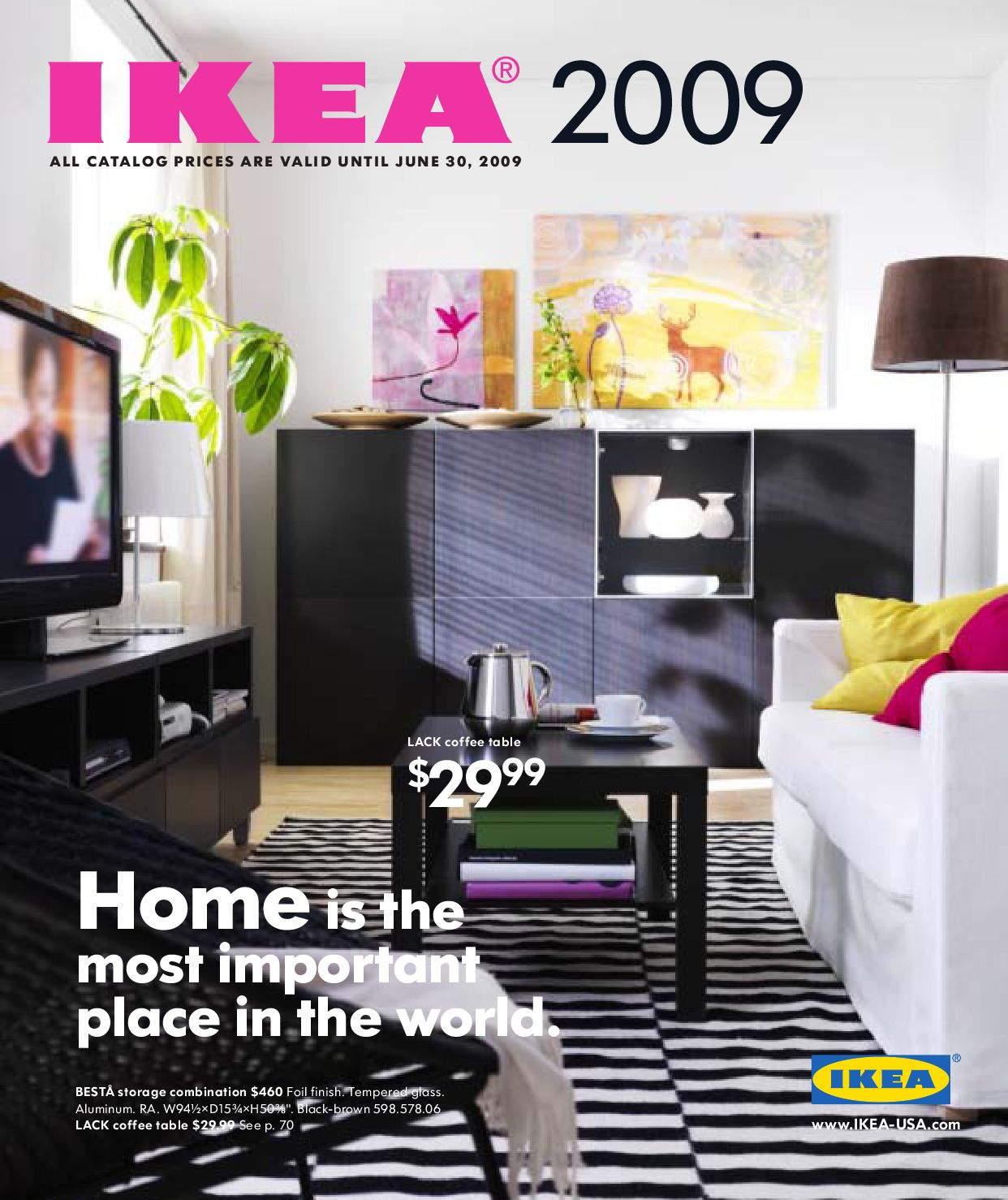 Ikea Showroom Travelers: IKEA 2009 Catalogue By Muhammad Mansour