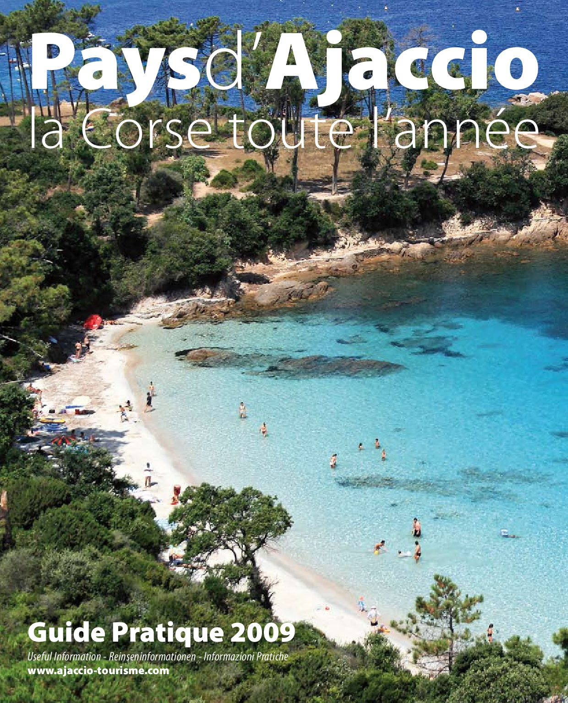 Ajaccio   brochure by frans bureau voor toerisme   issuu