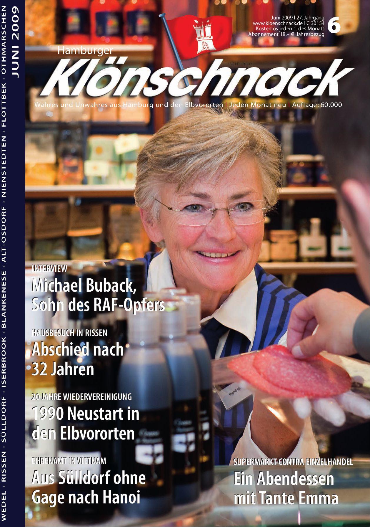 Hamburger kl nschnack juni 39 09 by hamburger kl nschnack issuu - Bureau veritas interview ...