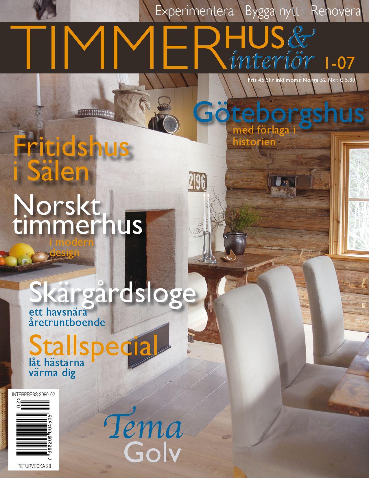 Timmerhus & interiör 2 08 by timmerhus & interior   issuu