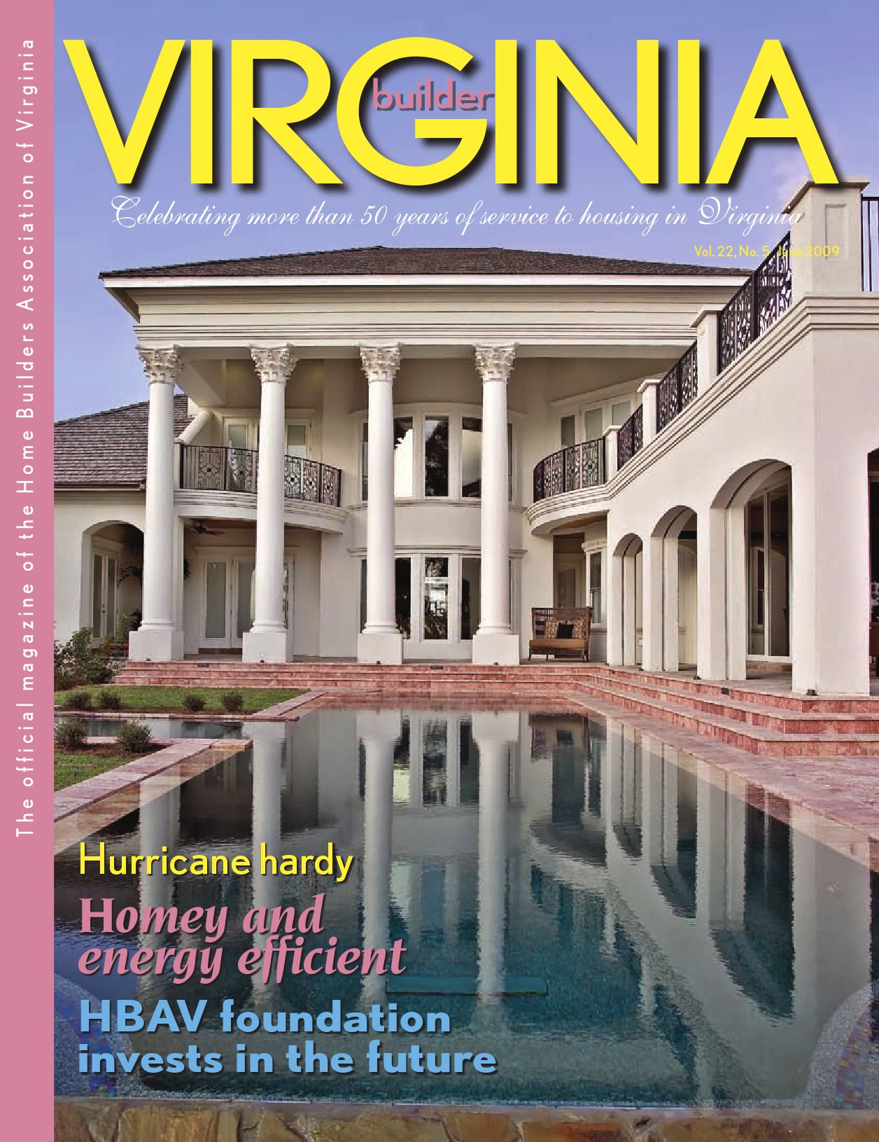 Virginia builder by association publishing inc issuu for Builders in va
