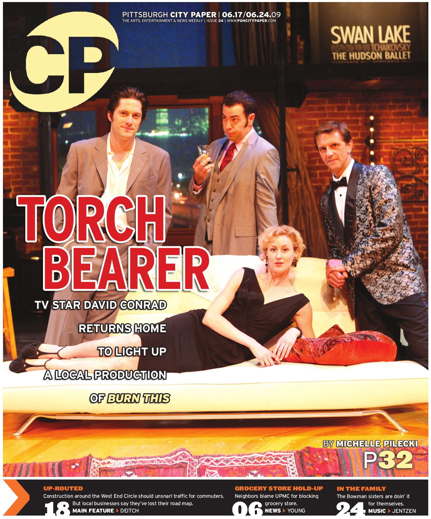city paper pittsburgh Pittsburgh city paper is pittsburgh's leading arts & entertainment free  newsweekly offering local news & opinion, music, theater & restaurant reviews  and the.
