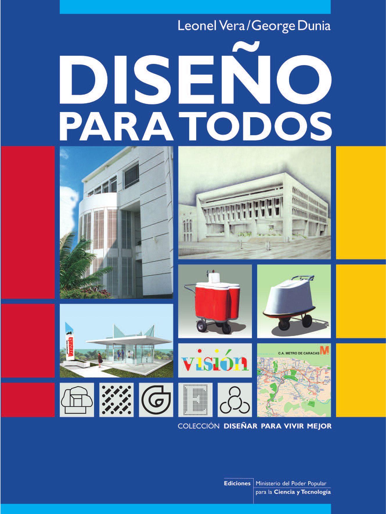 Diseno para todos by george dunia issuu for Libro de dimensiones arquitectura