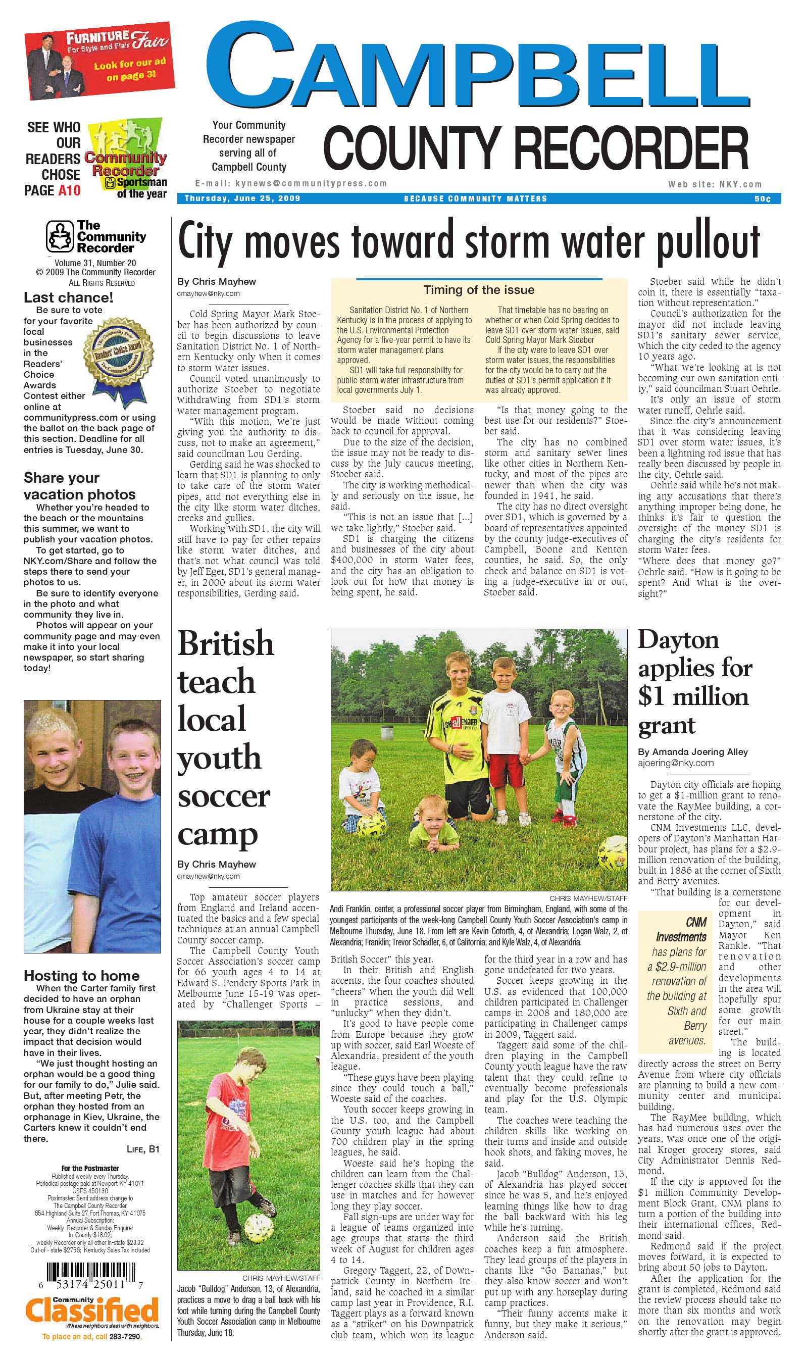 campbell county recorder by enquirer media issuu