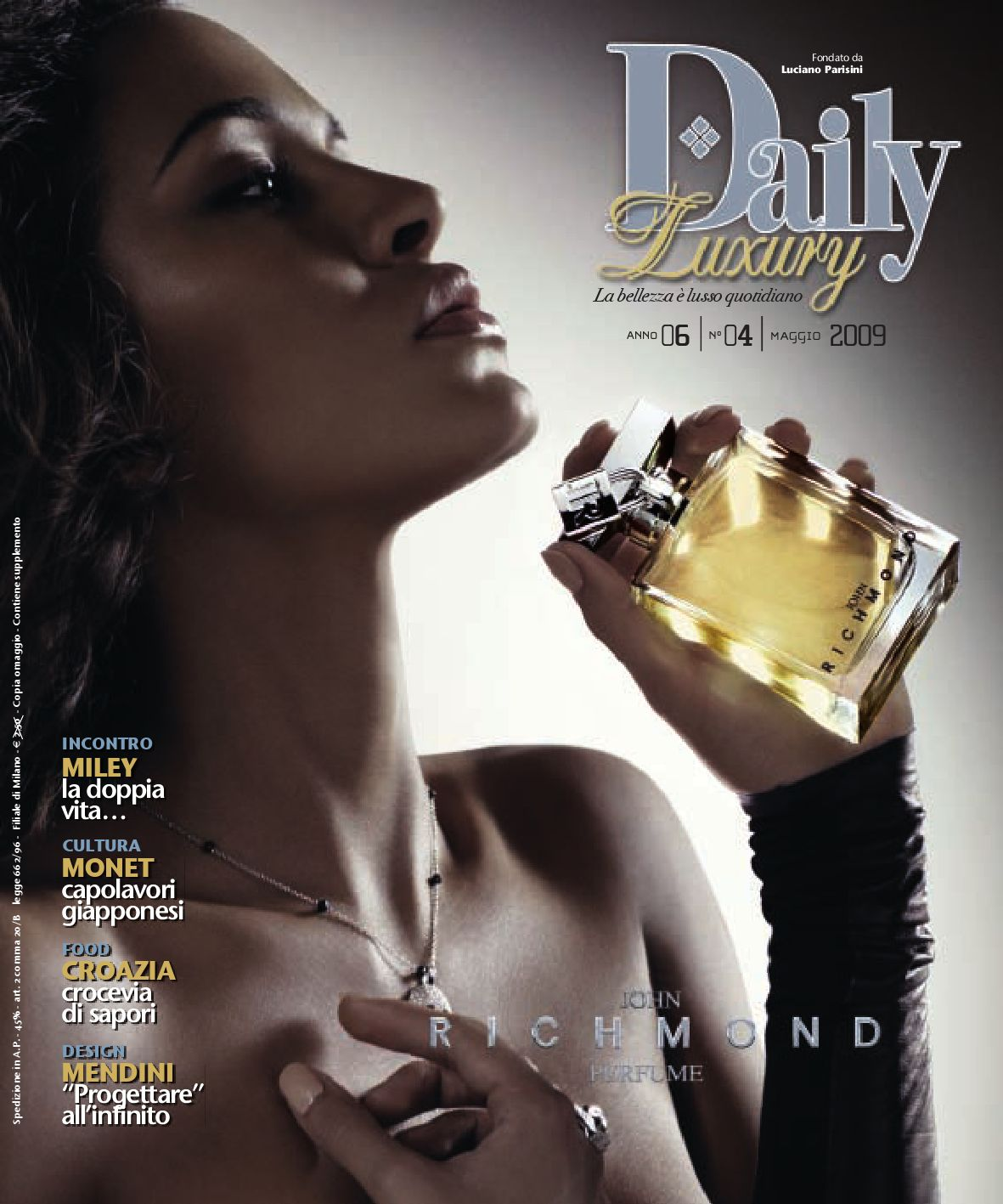 DAILY LUXURY • n.11-12 novembre-dicembre 2016 by DAILY LUXURY - issuu