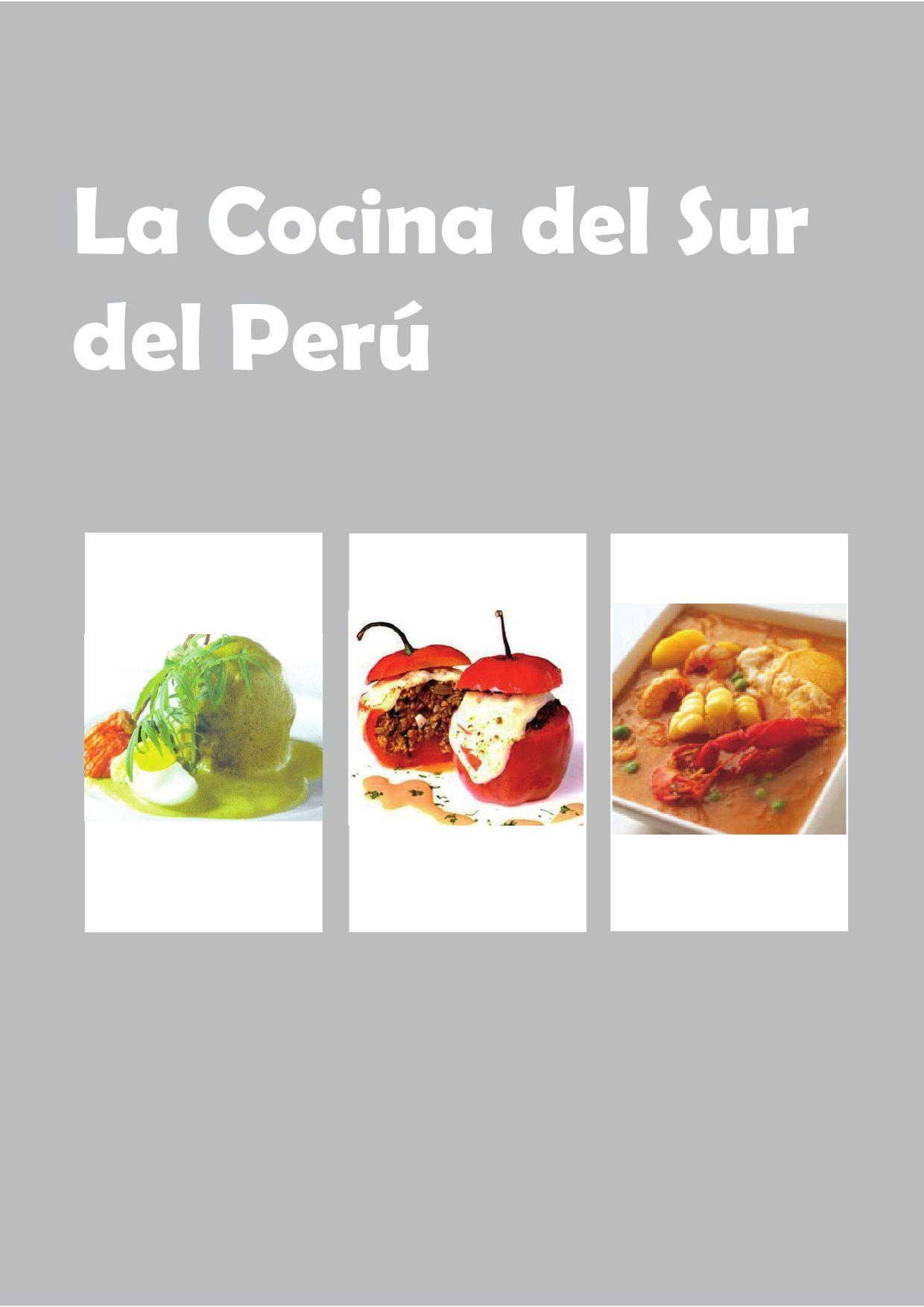 La cocina del sur 1 by mperezp issuu - La cocina del 9 ...