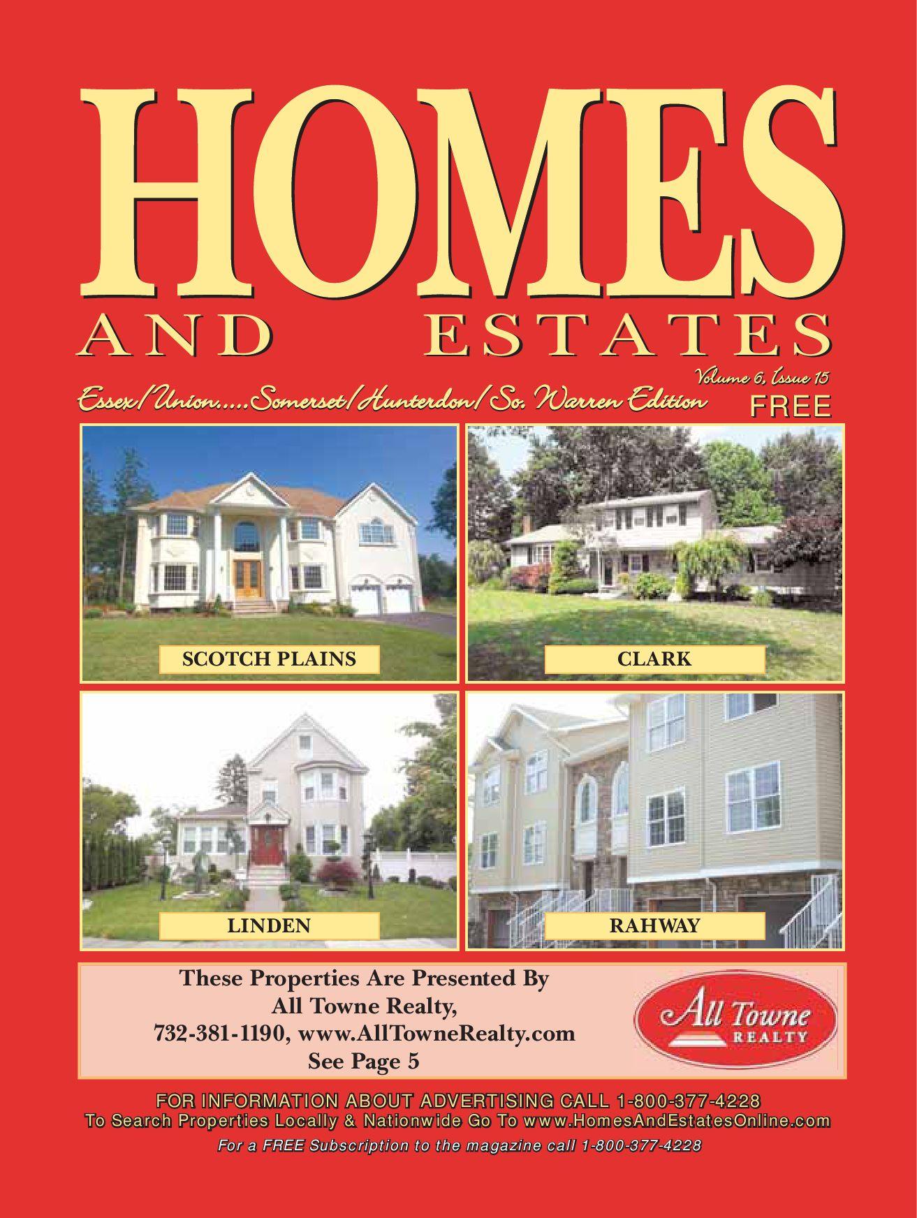 homes and estates magazine essex somerset nj by gene. Black Bedroom Furniture Sets. Home Design Ideas