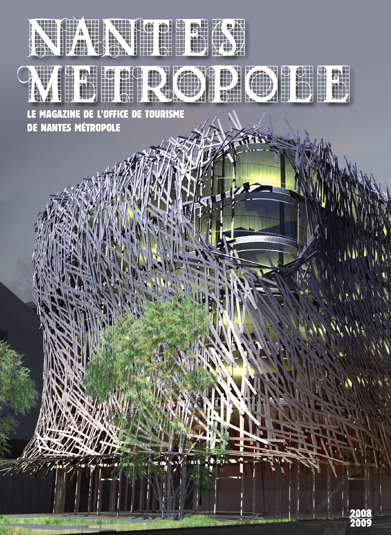 Nantes metropole 2008 by les ditions du privil ge issuu - Office du tourisme nantes ...
