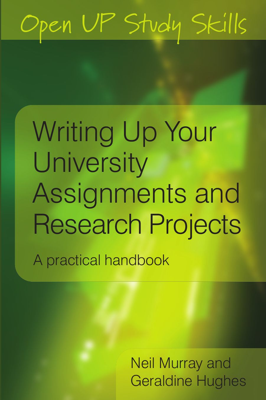 Help writing university assignments
