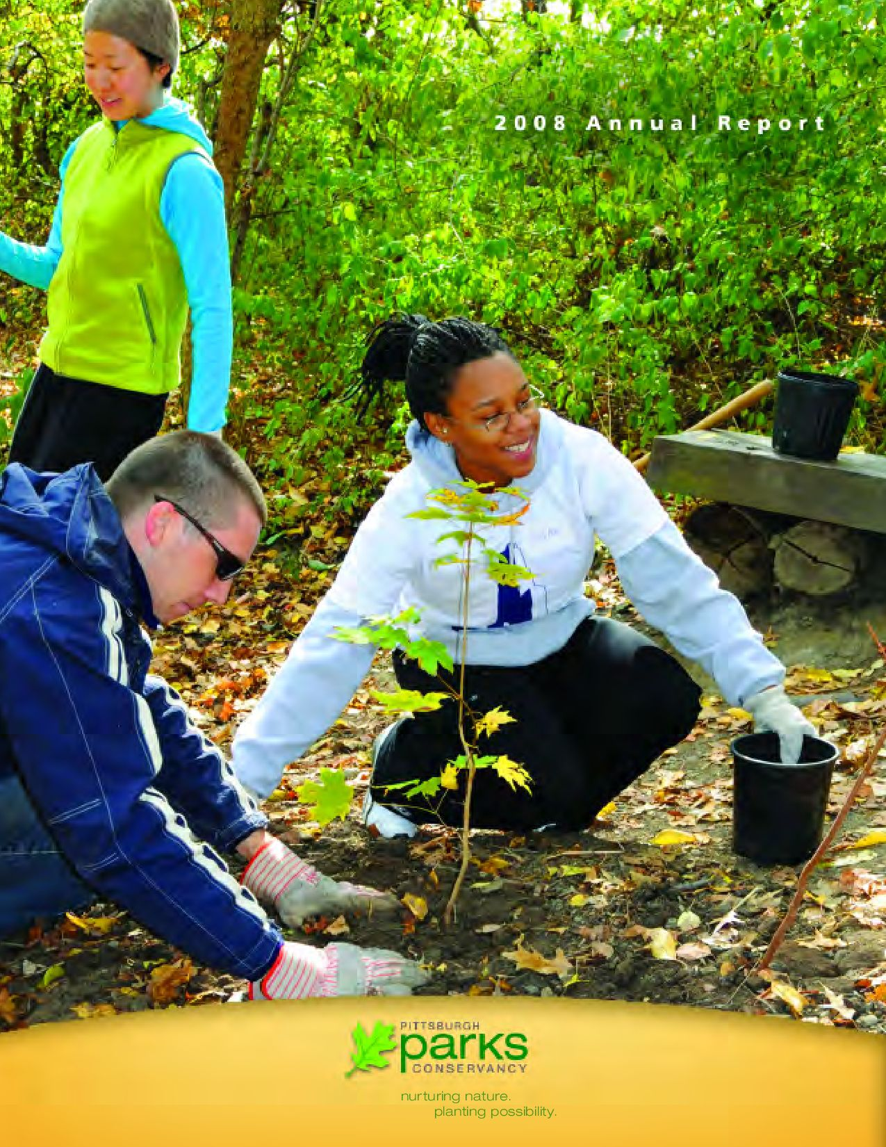 annual report of the pittsburgh parks conservancy by 2008 annual report of the pittsburgh parks conservancy by pittsburgh parks conservancy issuu