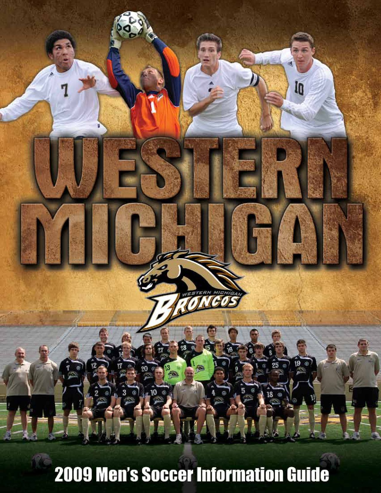 stony brook athletics annual report by stony brook 2009 western michigan men s soccer information guide