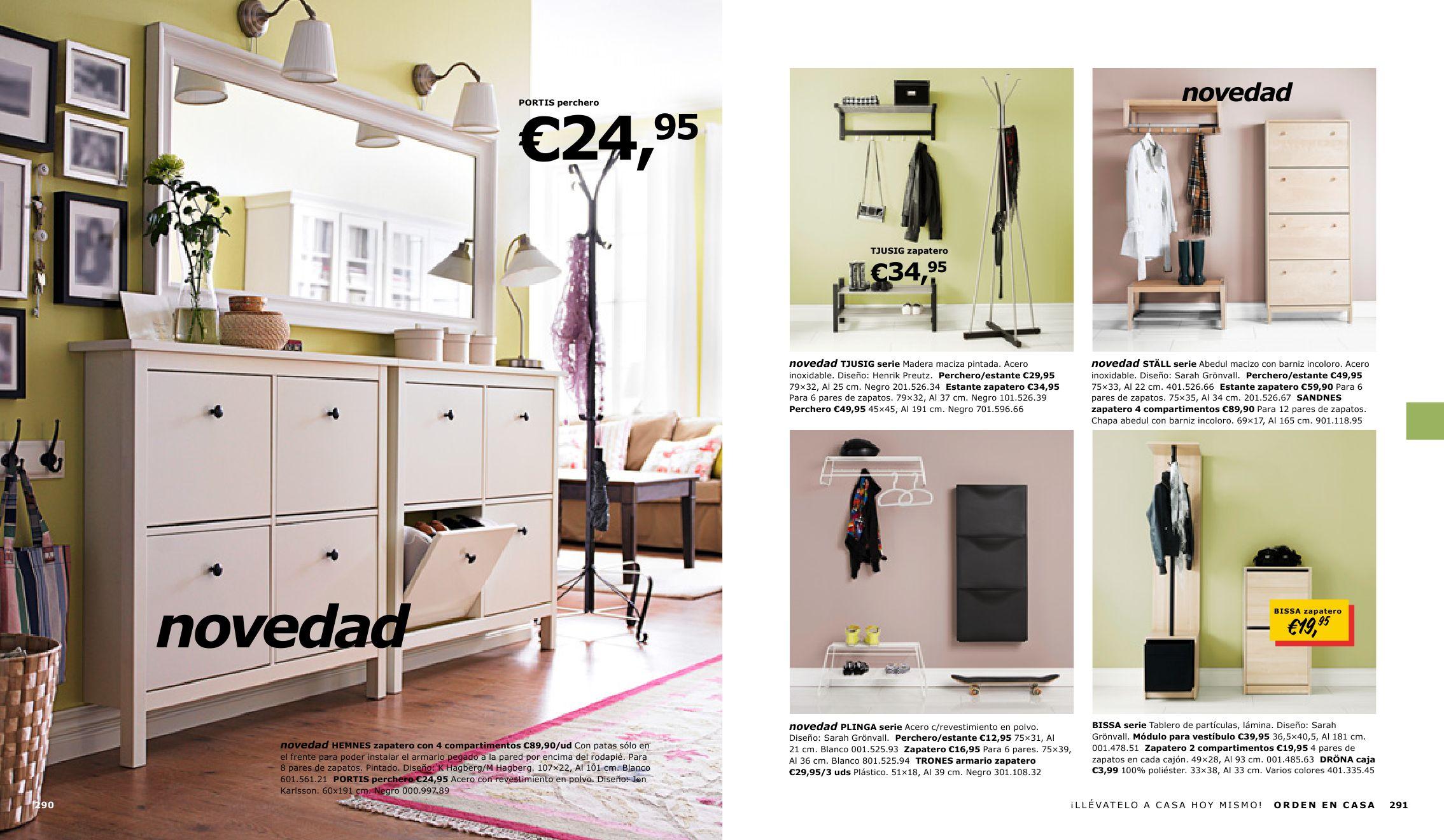 Design ikea zapatero portis la mejor galer a de fotos - Armario zapatero ikea ...