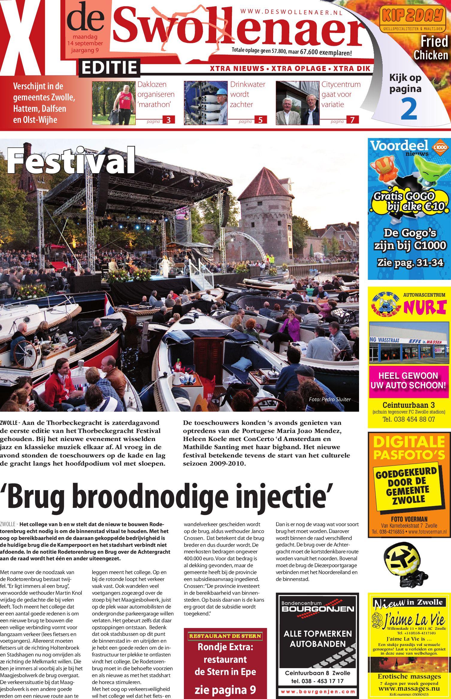 swollenaer week 38 by BrugMedia B.V. - issuu