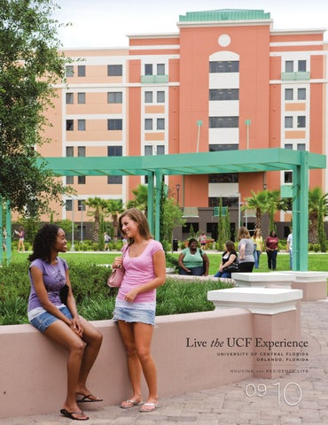 UCF Housing Brochure 2009