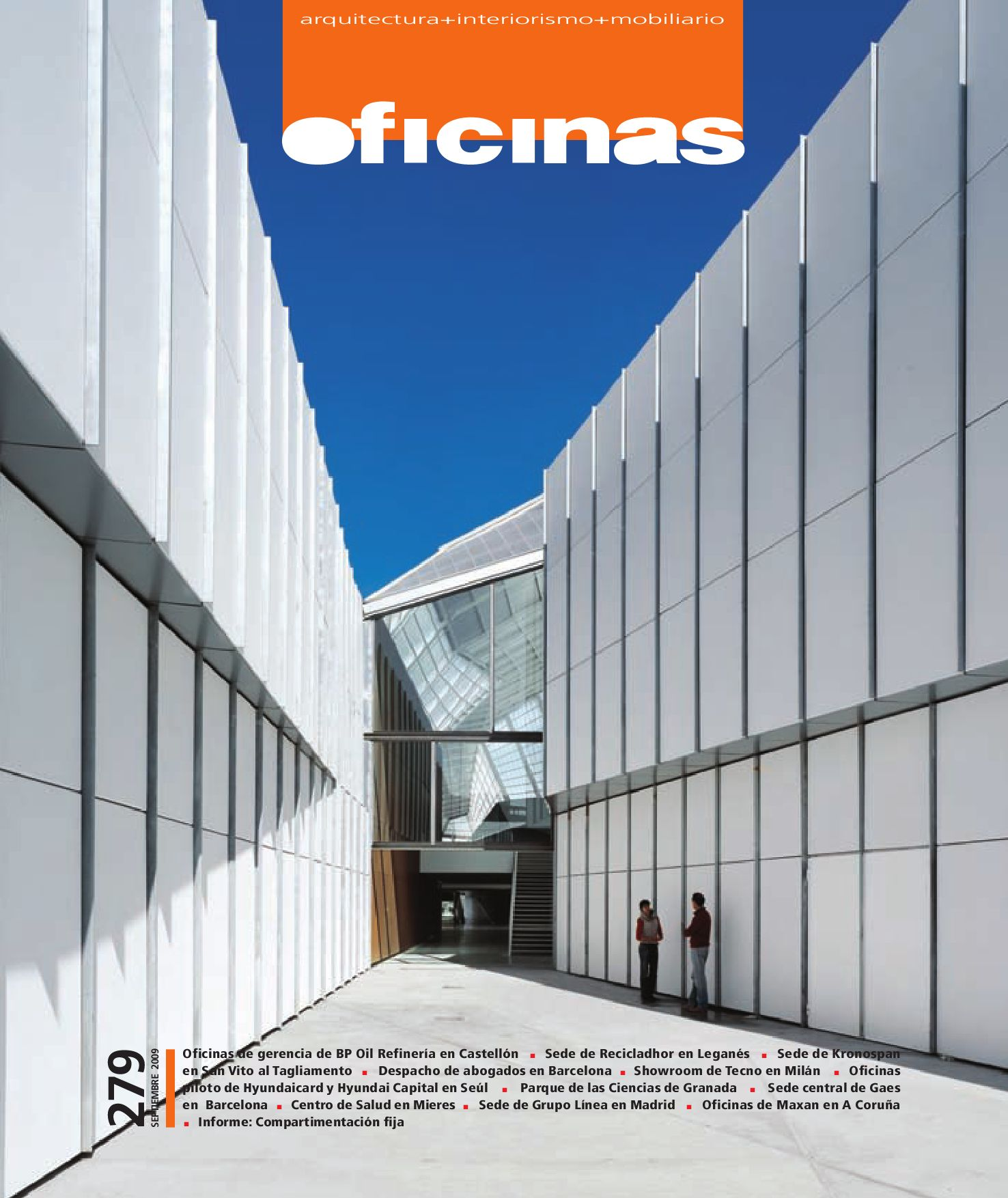 Oficinas 279 by digital newspapers s l issuu for Oficina de empleo granada