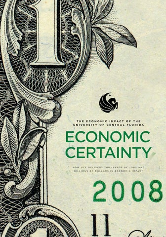 Economic Certainty 2008 Brochure