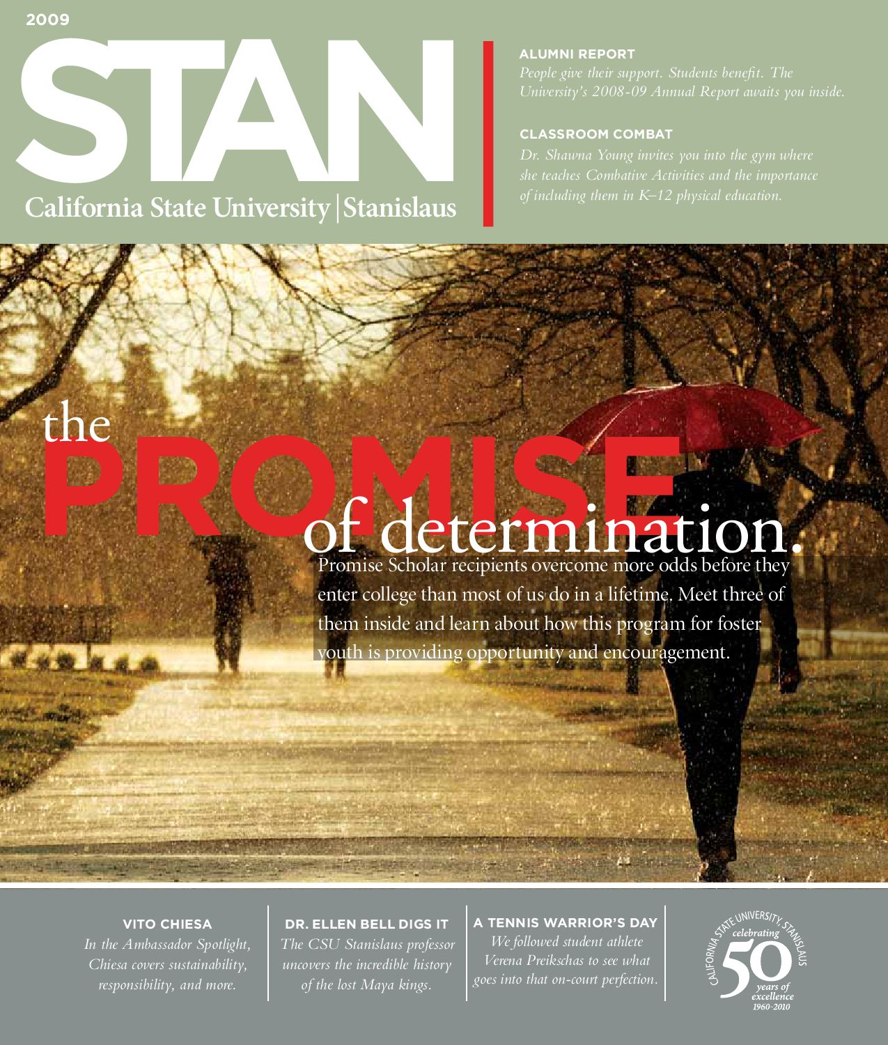 stan magazine by csu stanislaus visual branding issuu