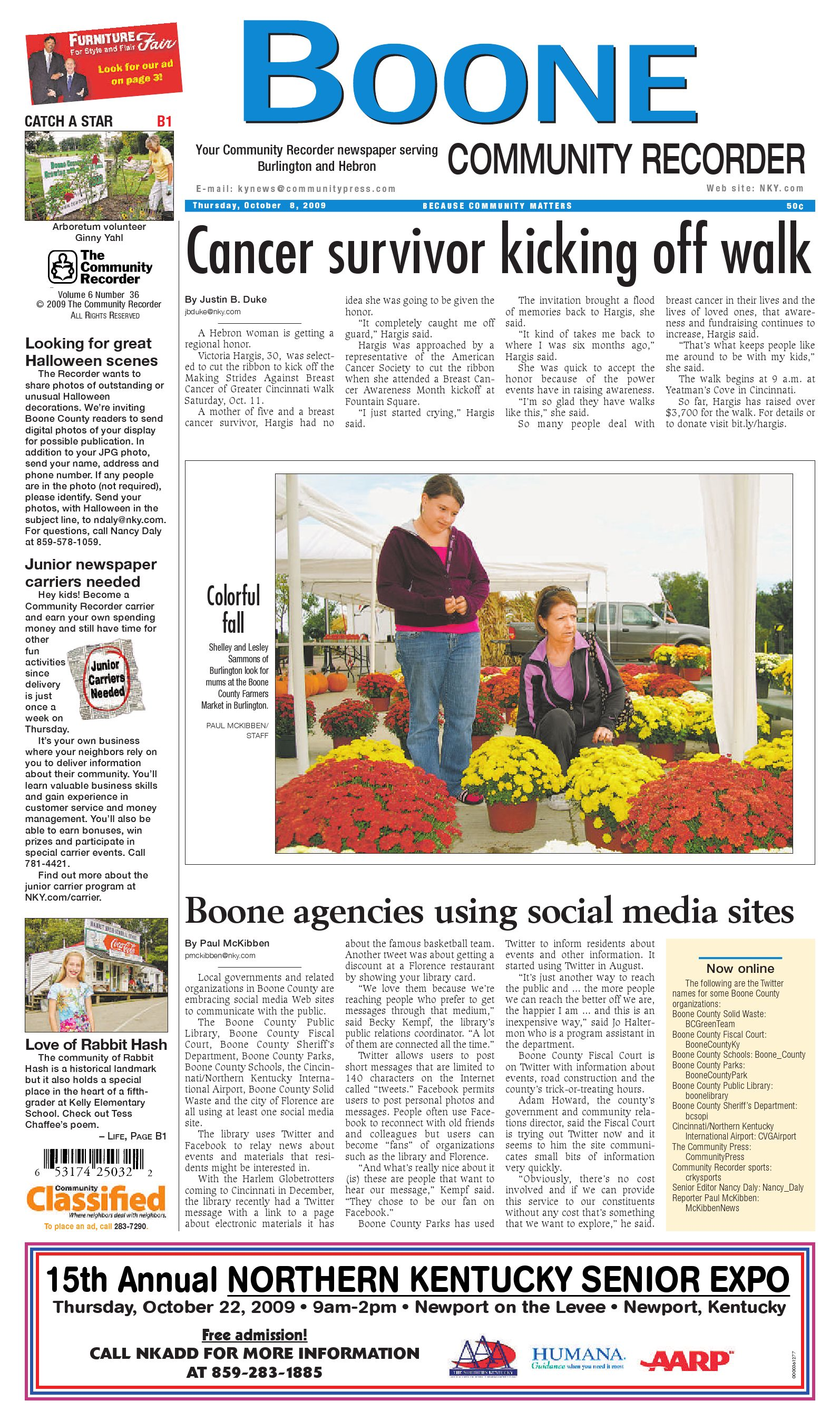 boone community recorder by enquirer media issuu