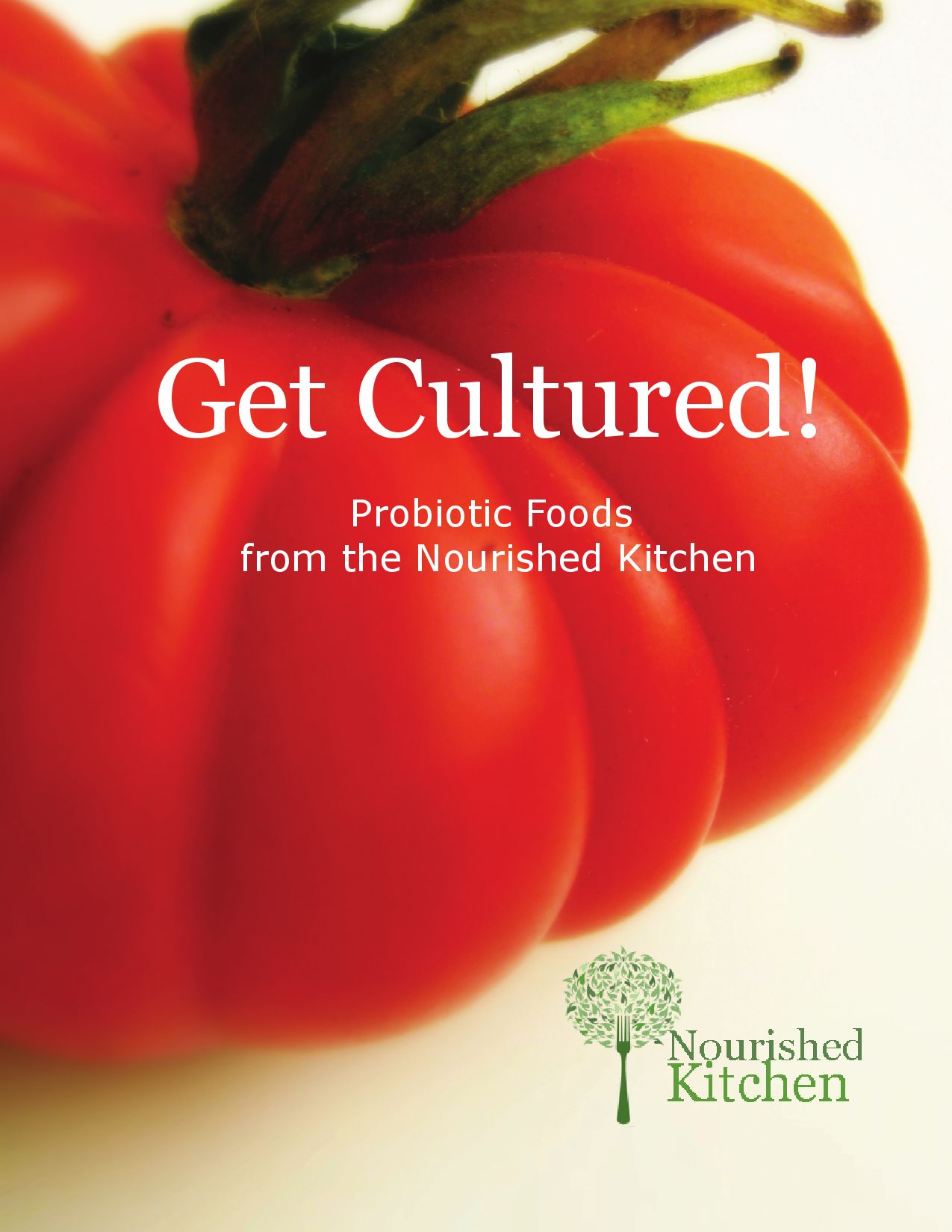 Get Cultured: Probiotic Foods From A Nourished Kitchen By