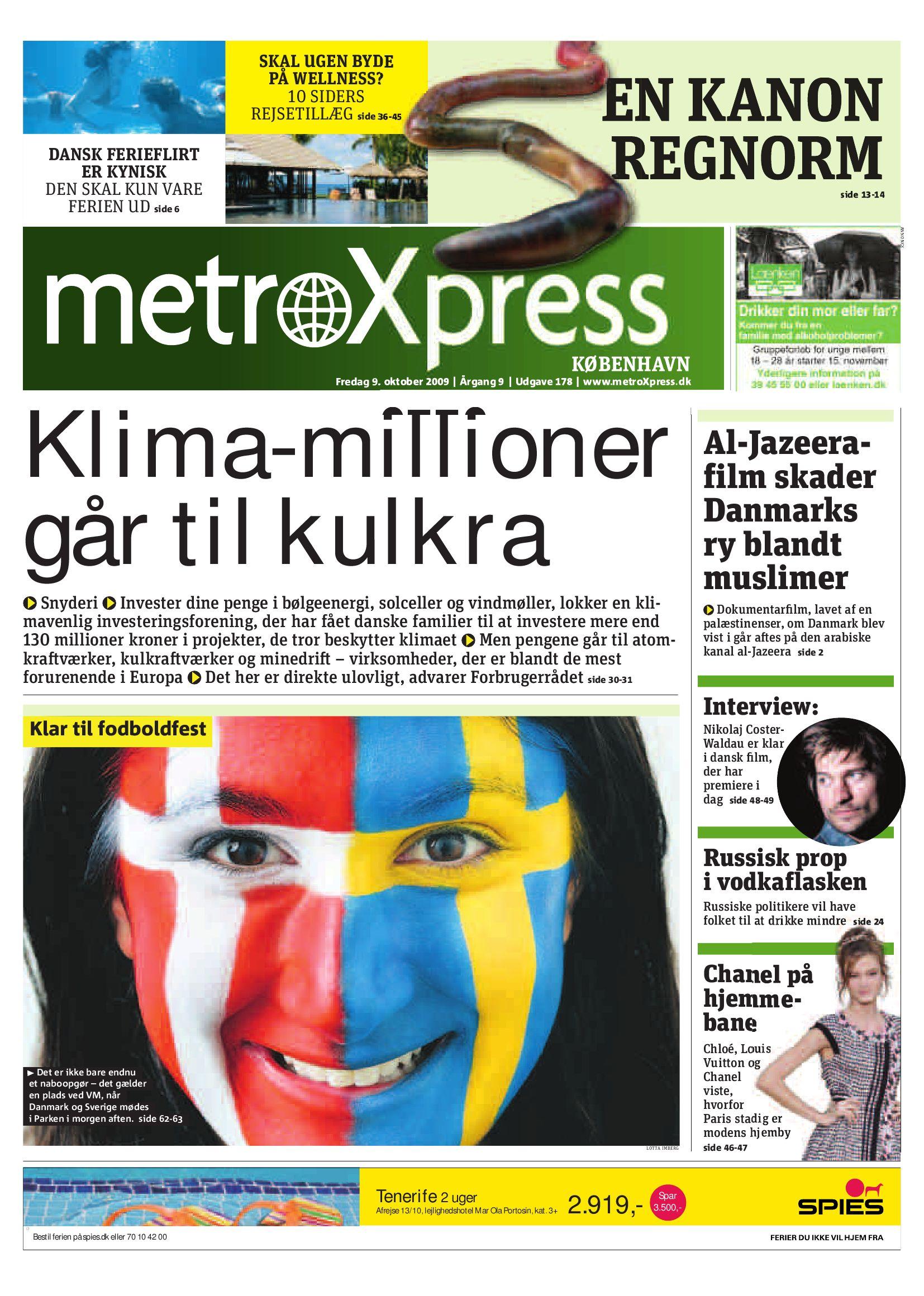 http   www readmetro com media archive pdf          Copenhagen by Metro International   issuu Issuu