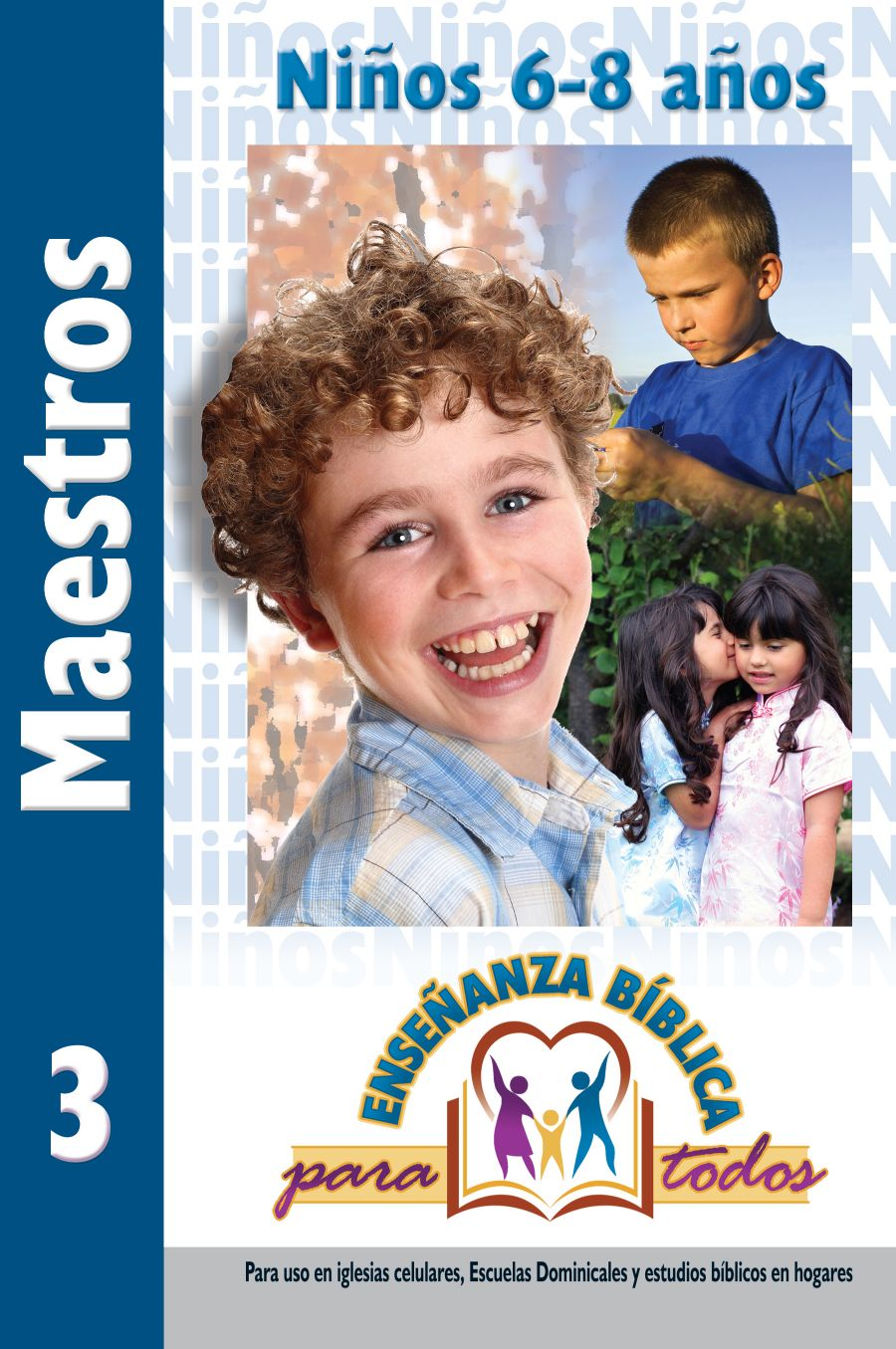 Ebpt 3 maestros de ninos de 6 a 8 anos by editorial for Sillas para ninos de 3 a 6 anos