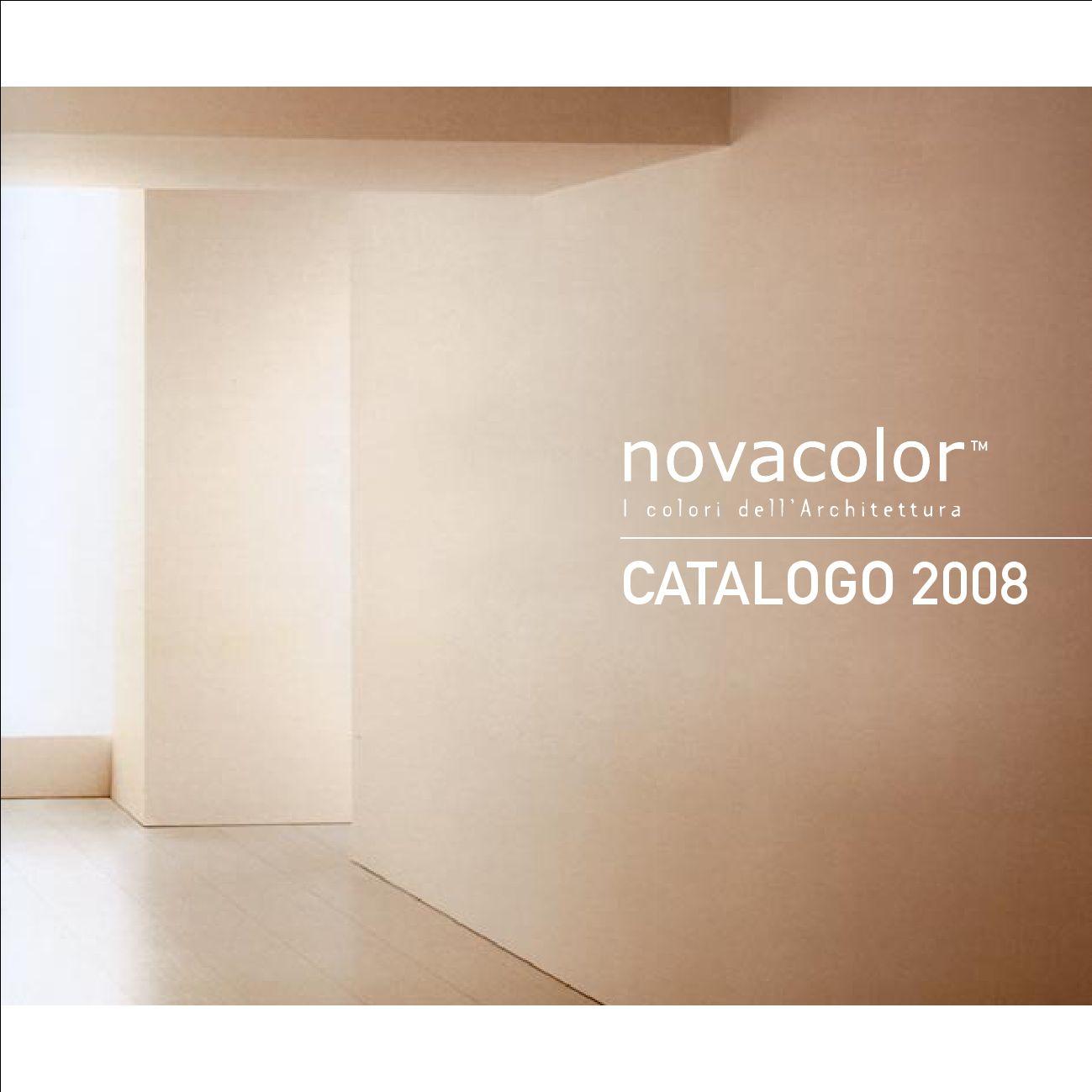 Novacolor Catalogo 2012 2013 by Novacolor - issuu