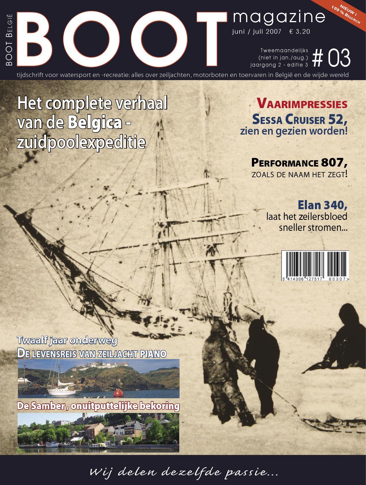 BOOTmagazine # 08 by Leo Van Dorsselaer - issuu
