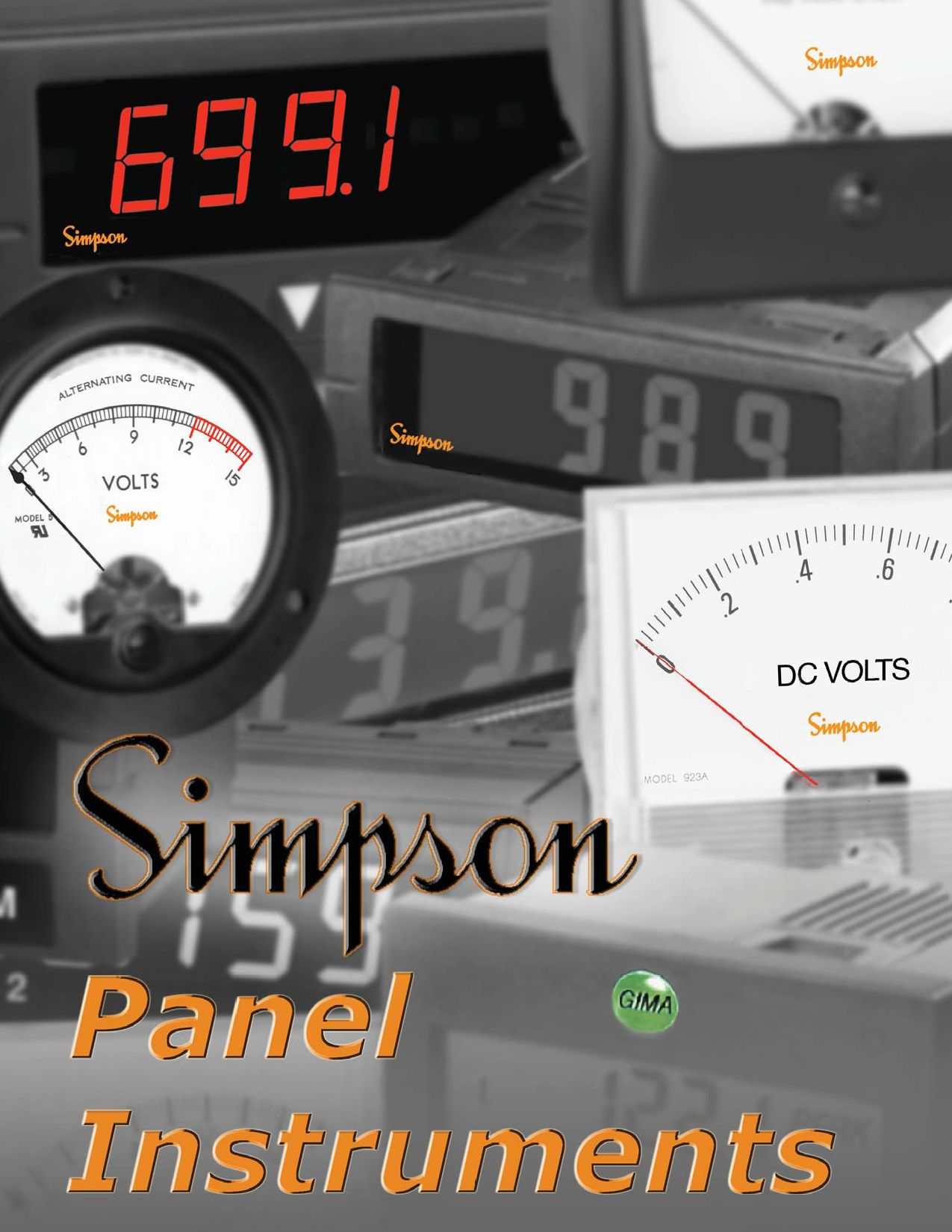 Simpson Panel Meter : Simpson panel meter by synscon issuu