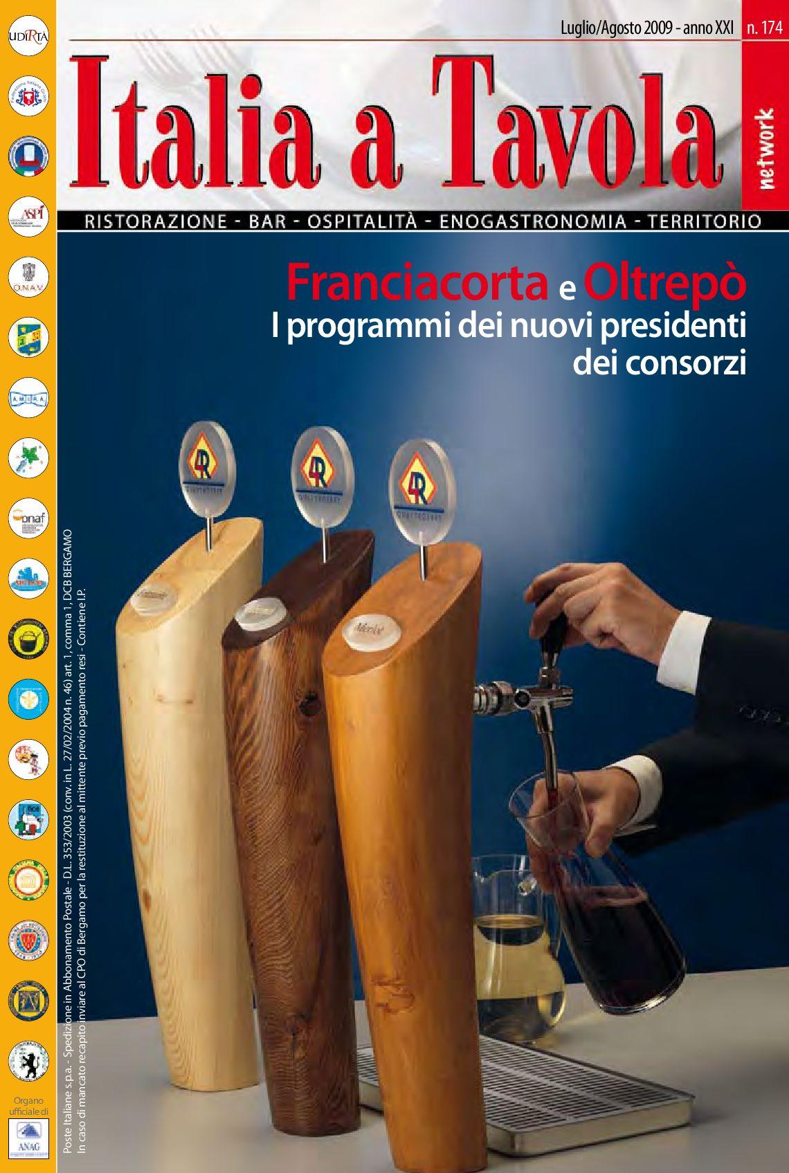 Italia a Tavola - n°185 Settembre 2010 by Italia a Tavola - issuu