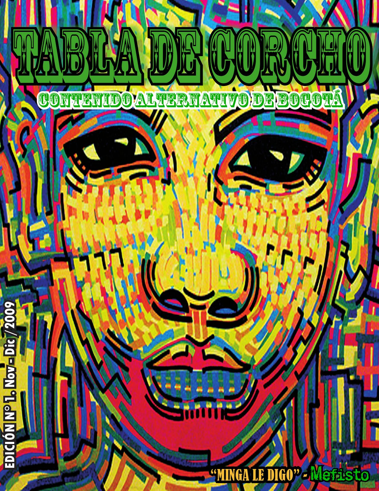 Tabla de corcho by dar o puentes issuu - Tabla de corcho ...