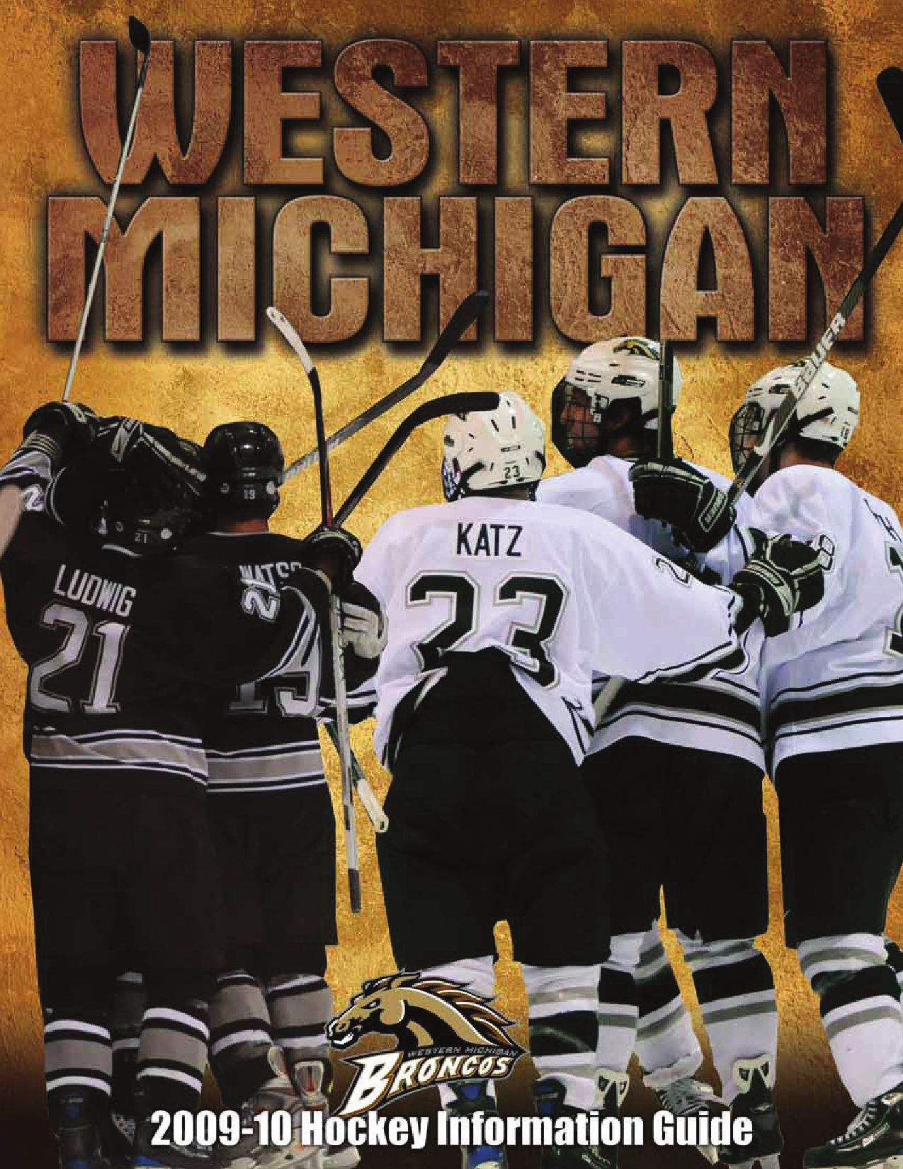 2009 10 western michigan hockey information guide by mat kanan issuu