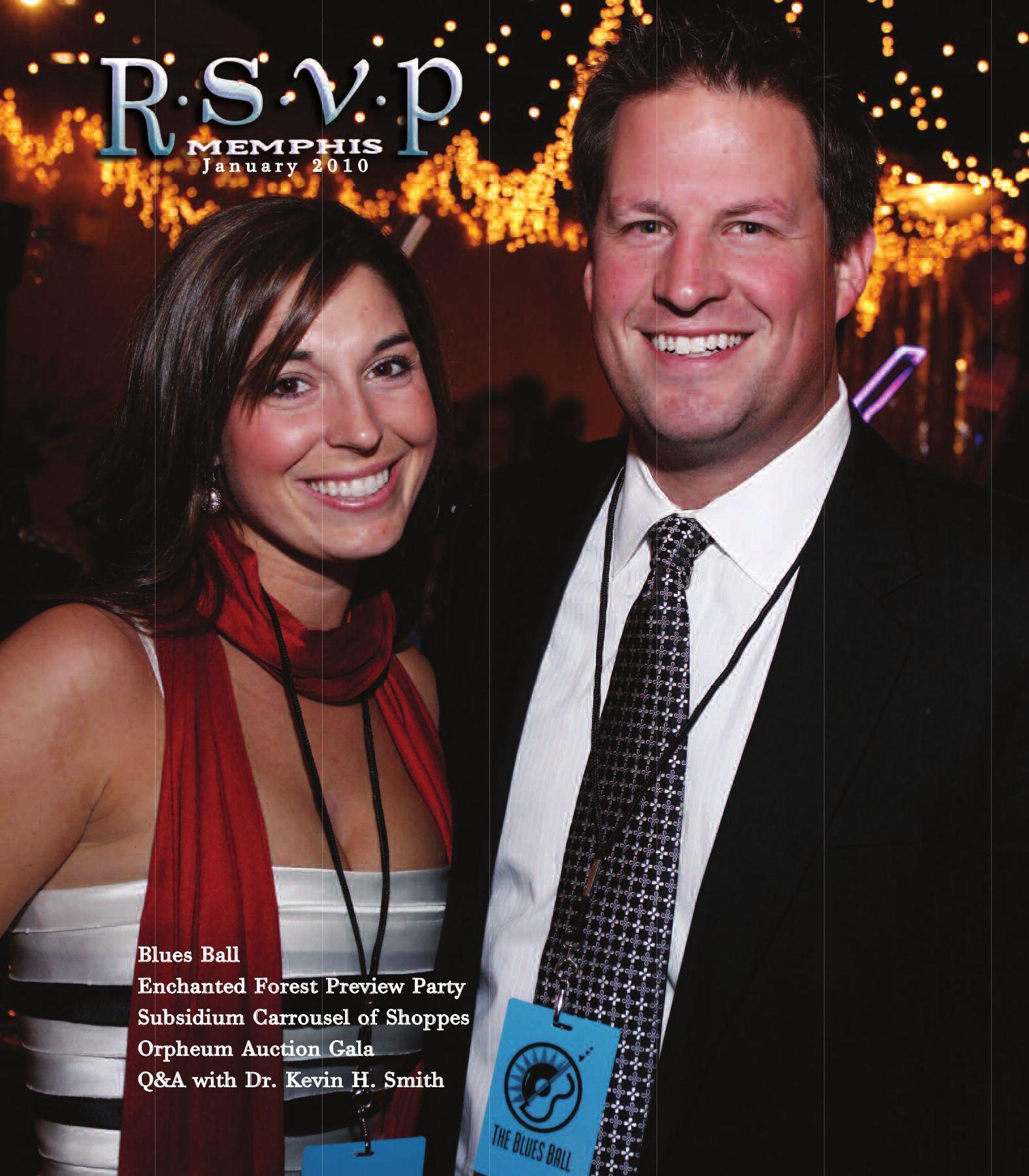 Rsvp Magazine January 2010 By Rsvp Magazine Issuu border=