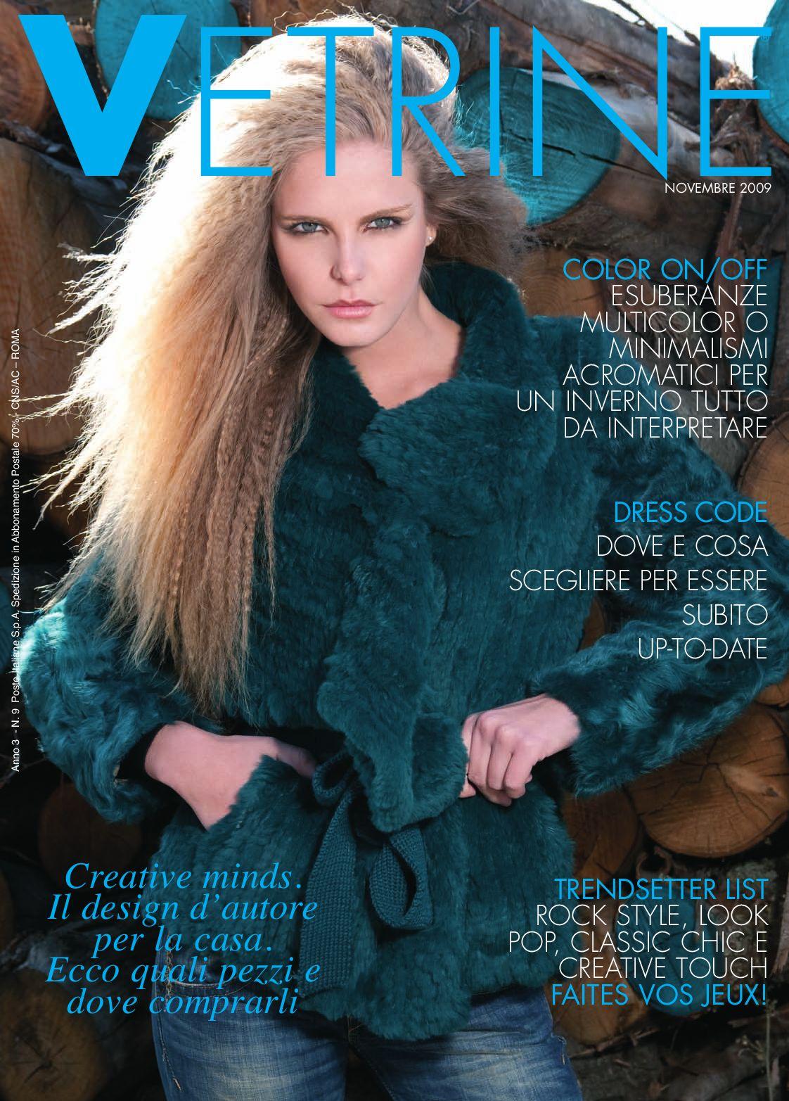Vetrine 40 Aprile 2010 by EGGMEDIA S.R.L. - issuu