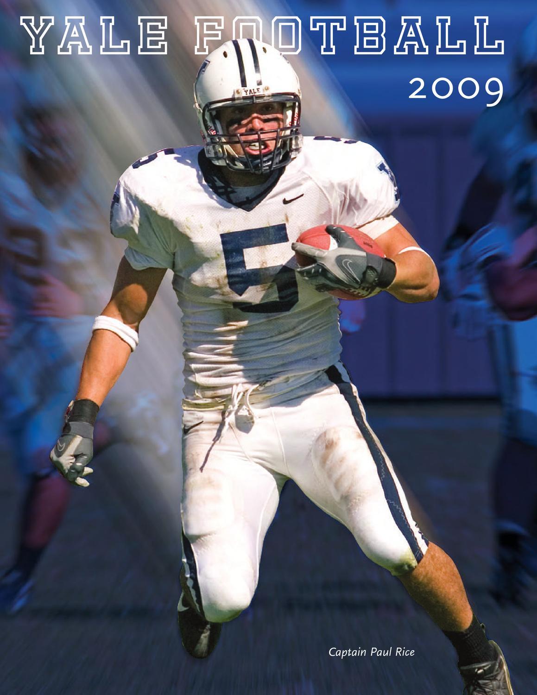 Yale Football Media Guide 2009 By Amy Backus Issuu