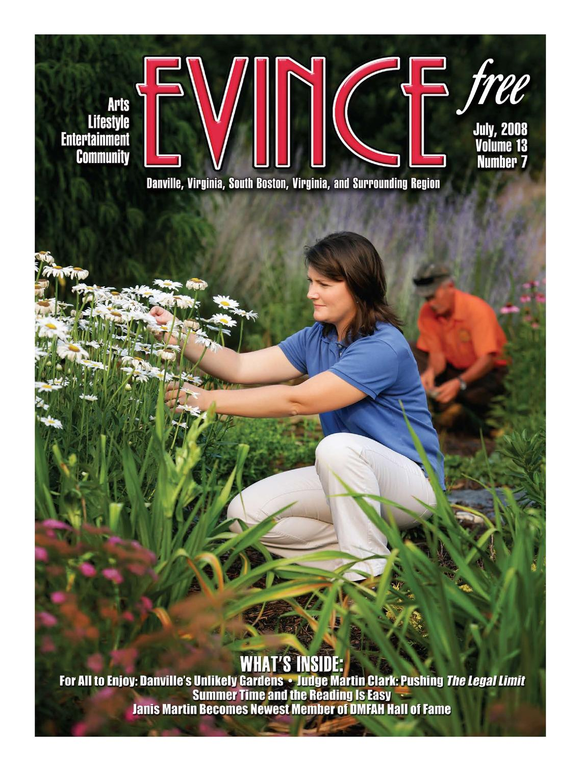 Evince July 08 by Andrew Brooks Media Group - issuu