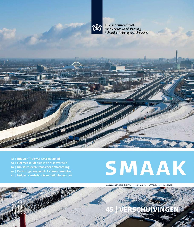 SMAAK 45 by Rijksvastgoedbedrijf - issuu