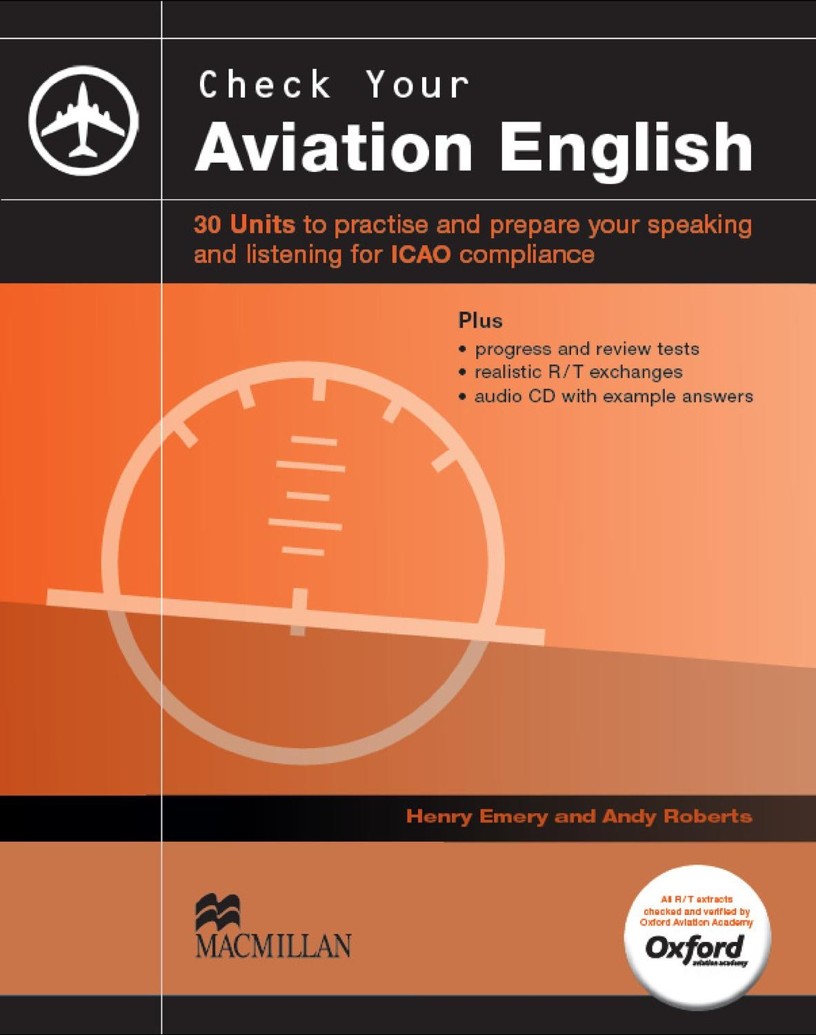 Aviation English Coursebook Overview - YouTube