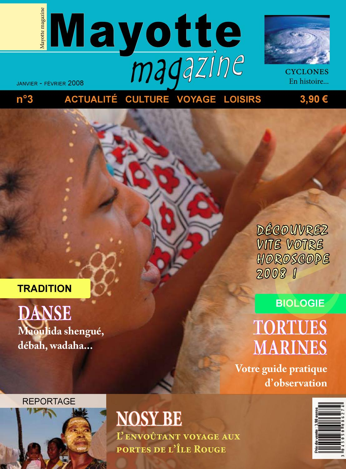 Mag 3 by mayotte mag issuu for Reportage mayotte