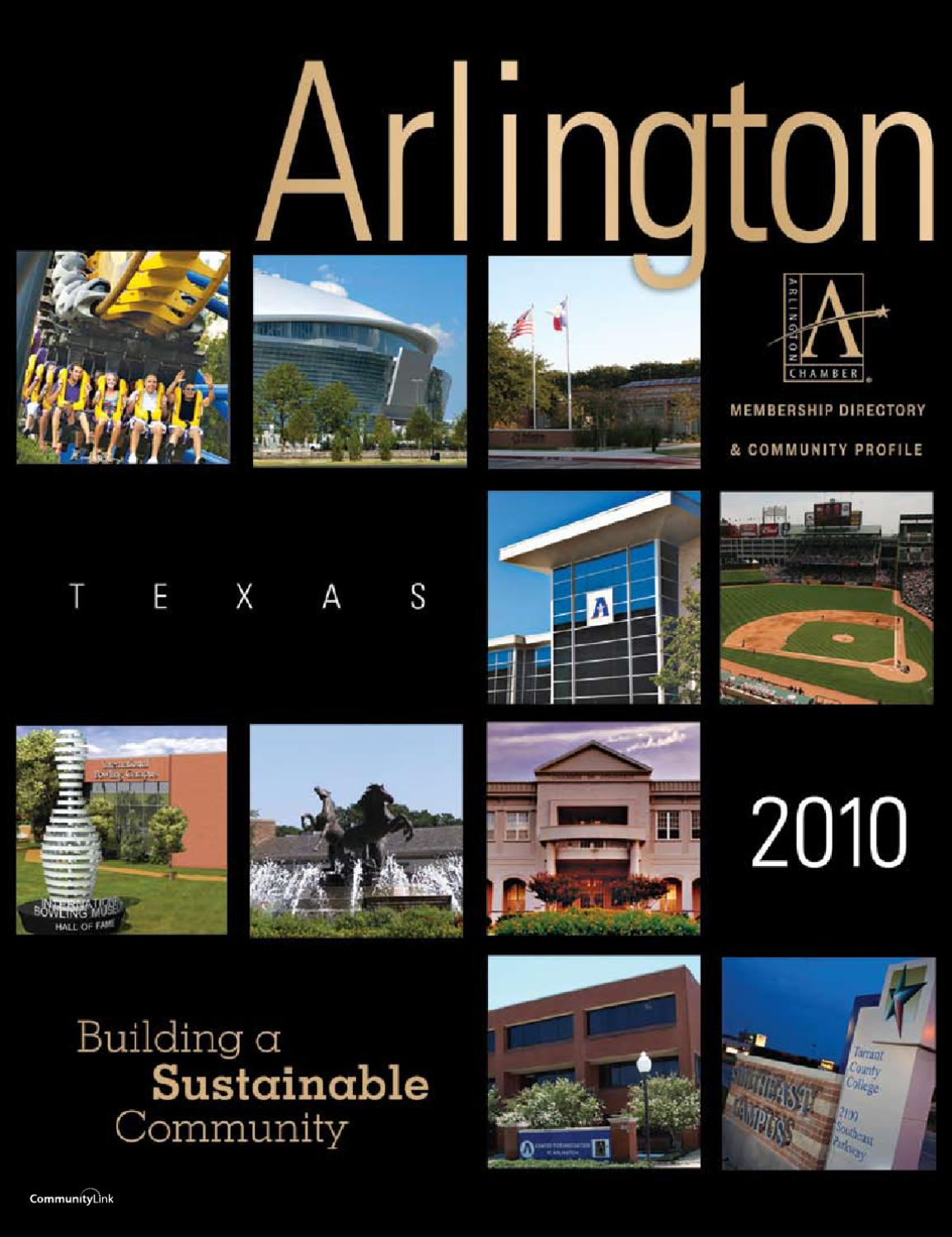 arlington tx membership directory and community profile by arlington tx 2010 membership directory and community profile