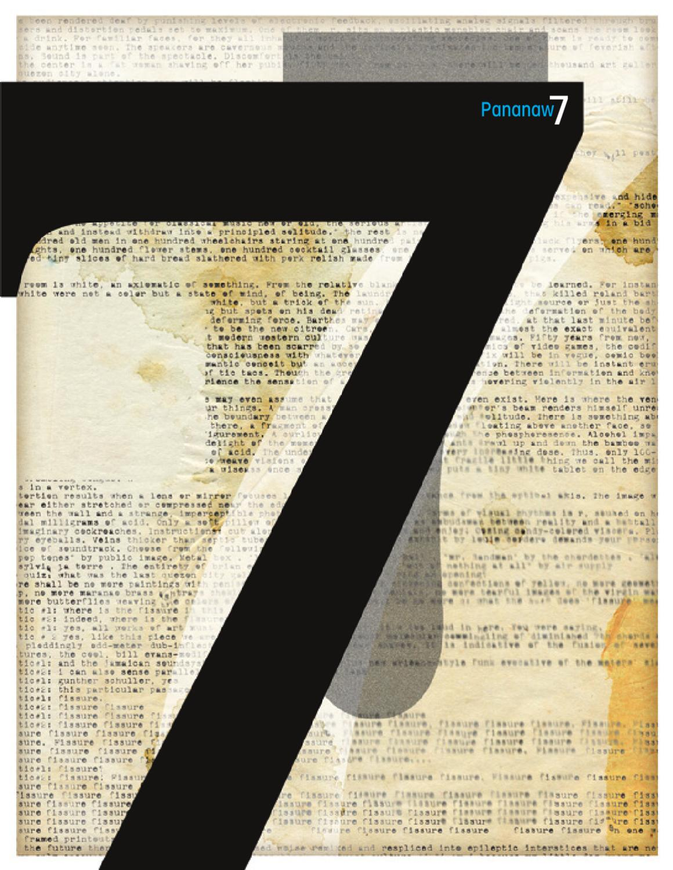 Pananaw 7 Philippine Journal Of Visual Arts By Datu