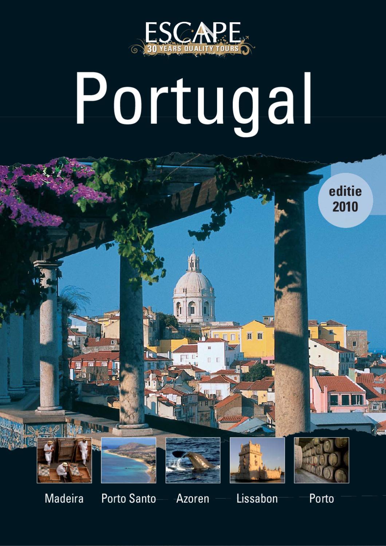 Escape Portugal NL by John Empy - issuu