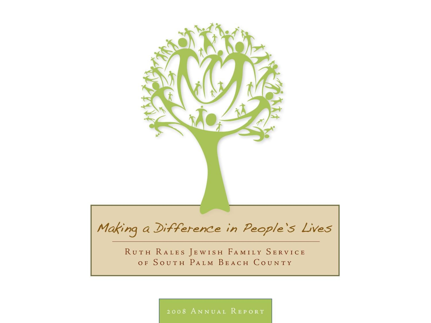rrjfs 2005 annual report by ruth rales jewish family service issuu