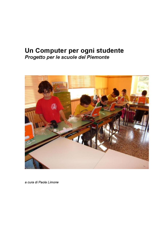 """Progetto """"Un computer per ogni studente"""" by Paola.Limone ..."""