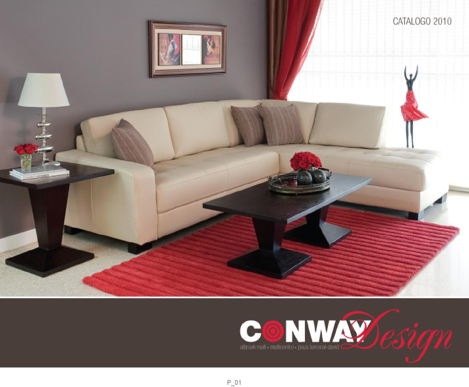 catalogo conway design 2010 by conway panama issuu