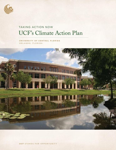 UCF Climate Action Report