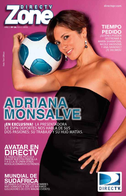 Adriana Monsalve Esposo ISSUU - DIRECTV ZONE MAYO 2010