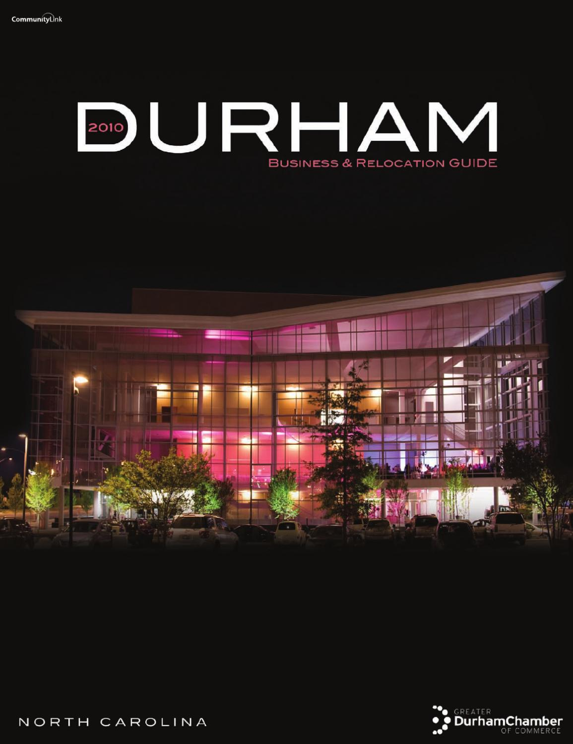westerville chamber by cityscene media group issuu durham nc 2010 business and relocation guide