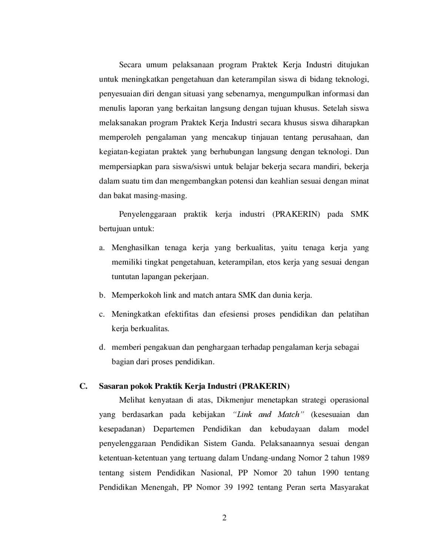 Contoh Company Profile Home Industri Contoh Diam